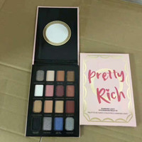 TF Pretty Rich Collection Diamant-Licht-Lidschatten-Palette Best Fit Me Eyes Glow Makeup Palette Beauty Weihnachtsgeschenk