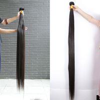 BeautyStarquality Uzun Uzunluk Ham Bakire Malezya İnsan Saç Doğal Düz Saç Atkı Hint Vücut Dalga Dalgalı Bakire Malezya Saç Paketi