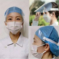Stock! Kids Adults Face Shield Anti- fog Dust Protective Face...