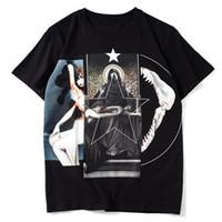 Herren T-Shirt mit kurzen Ärmeln Mode 3D-Druck-Qualitäts-beiläufigen Männer Frauen Hip Hop Mens-Sommer-T-Shirt T-Shirts Größe S-XXL
