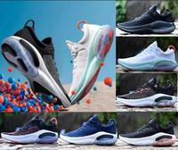 2020 Joyride Run FK Nero Scarpe Sportive Delle Donne Degli Uomini Scarpe Da Corsa Triple Nero Bianco Platinum Racer blu Designer Sport Sneakers Utility