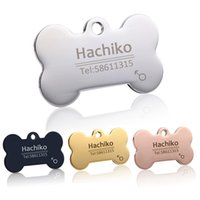 YVYOO Free engraving Multiple languages Pet cat dog collar a...
