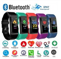 Health Bracelet Heart Rate Blood Pressure Smart Band Fitness...