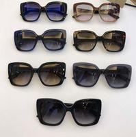 homens quadrados óculos de sol Mulheres senhoras Oversized óculos Homens óculos full frame Mulher UV400 estilo de condução Goggle embalagem original 7 cores