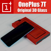 22g oleorepellente Coating 100% Screen Protector originale OnePlus 7T 3D vetro temperato