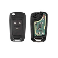 Przyciski 315 MHz Kompletny klucz do Chevroleta Cruze Camaro Equinox Malibu Sonic Spark Volt 2011-2013 ID46 Chip HU100