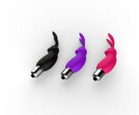 Новый y-тип уха Кролик любовь яйцо пуля вибратор G-пятно клитор стимуляция вибраторы эротические игрушки секс-товары секс-игрушки для женщин