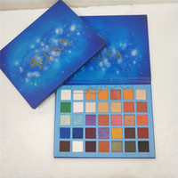 La più nuova Beauty El Eyeshadow Palette 35 Colors Sky Eye Shadow Matte Shimmer Palette trucco El shadows
