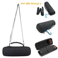 새로운 패션 휴대용 어깨 캐리 가방 JBL 충전 4 EVA 하드 보관 케이스 커버