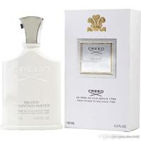 Silver Spring Creed donne parfum uomini di Colonia con una lunga durata di tempo 120ml fragranza buon odore buon qualit regalo di Natale