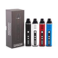 Original Pathfinder Erva seca vaporizer kit cigarros eletrônicos cigarros cera Pathfinder v2 kit vapor vape caneta vapor e cigarros dhl