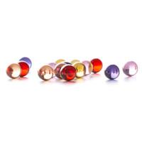 Inserto a sfera colorato TERP perla da 6 mm per 2 mm, 3mm, 4mm narghilli al quarzo quarzo chiodi per le unghie DAB DAB