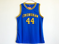 Mens Cheap 44 Jersey Crenshaw High School Movie Love Retro Maglie cucite Hightower Crenshaw Kobe Bryant Basket Jersey trasporto di goccia