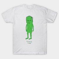 Picolas gaiola T - shirt Nicolas Cage Camiseta Nicolas Cage engraçado estranho assustador Raising Arizona Verde Pickles Vale CX200617