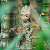 Groot Q Version Anime Figure Action Figure Valentine' s ...