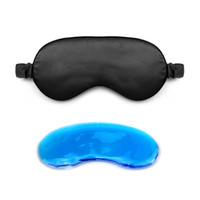 Meilleures ventes Nouveau produit doux soie de mûrier Personalized Design Sleeping Beauty Masque pour les yeux en plein air portable pour Voyage