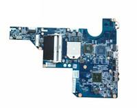 100٪ اختبار اللوحة اللوحة الرئيسية لCQ62 / G62 DDR3 597674-001