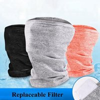 Filter Cycling Mask Multi Functional Head Scarf Neck Cover C...
