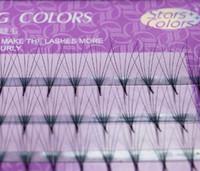 5 коробок/много компакт-дисков скручиваемость 0.07 мм Толщина шелковые ресницы 8-15мм 6д шелк поддельные накладные ресницы Ресницы макияж наращивание ресниц