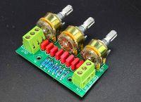 PA пассивного тон доска / высокая и низкая регулировка звука / передняя панель / электронные компоненты