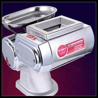 Großhandel - Kleine Fleischschneidmaschine, Fleischschneidemaschine, Fleischschneider, Weit verbreitet im Restaurant verwendet