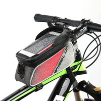 Accessories Bicycle Bags Panniers Bike Front Tube Bags Top T...