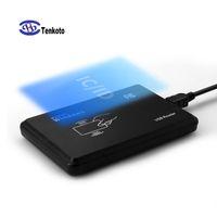 ID economico o IC NFC Lettore di schede Reader Windows System RFID Lettore di schede 10 bit con SDK