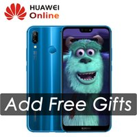 Original global rom Huawei P20 Lite Nova 3E 4G LTE Mobilepho...