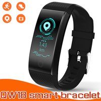 Smart Bracelet Wristbands Fitness Activity Tracker QW18 Colo...
