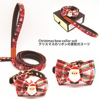 Christmas Theme Pet Leashes Puppy Trend Bonzer Metal Buckle ...