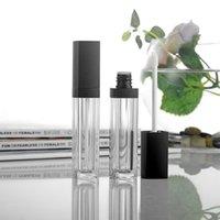 10ml Arcylic vide Lip Gloss Tube, haut de gamme Rouge à lèvres Tube Rechargeables, qualité supérieure Cils Crème récipient cosmétique F20171149