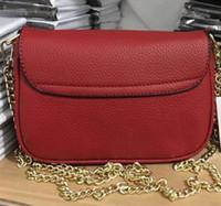 Neue Art freee Verschiffen-Frauen-Troddel Handtaschen Schulter-Mitteilung-Beutel-Kreuz-Körper Goldkette Taschen Handtasche # 521370