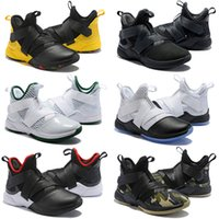 Shoes Designer Soldier 11 Equality Black White Basketball Sh...