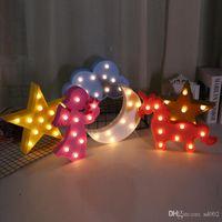 لوازم فلامنغو ليلة الخفيفة الصبار LED الجدول مصباح الخرز الحب شجرة عيد الميلاد نمذجة نوم ديكور للماء الأناناس 6 5xgC1