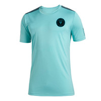 2020 MLS İnter Miami CF Mükamele Jersey futbol formaları futbol forması Mükamele futbol formaları Aktif erkekler formaları Erkek Tişörtler boyut S-4XL