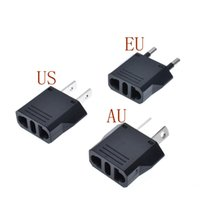 EU AU US Power Plug Converter, China American Australian Eur...