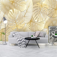 Milofi custom wallpaper mural Nordic simple rich and elegant...