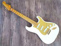 ST electric guitar heritage classic basswood body maple fing...