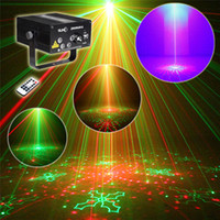 5 obiettivi 80 modelli RG RB proiettore laser luce rosso verde blu LED Stage Lighting DJ Disco Bar Show Home Party professionale Xmas Light
