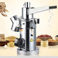 máquina amoladora del grano de café comercial de fresado profesional de café en polvo medicina ama de casa trituradora de polvo de harina de 2200W