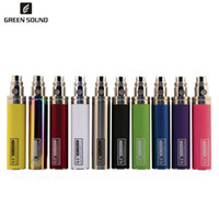 Authentic GS eGo II 2200mAh batteria E Cigarettes KGO Una settimana Evod Twist II Vision 2 batterie Ego CE4 T3S MT3 atomizzatori Vape Pen