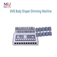 가정 및 살롱 2019 핫 판매 BIO 전기 자극 장비 EMS 몸 셰이퍼 슬리밍 기계
