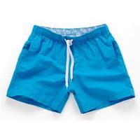 Pocket Quick Dry Swimming Shorts for Men Swimwear Man Swimsuit Swim Trunks Summer Brand Bathing Beach Wear Surf Boxer Briefs Designer