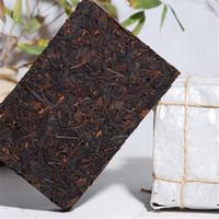 250g Ripe Puer Tea Yunnan Fermented Puer Tea Brick Organic Natural Pu'er Oldest Tree Cooked Puer Black Puerh Tea Green Food