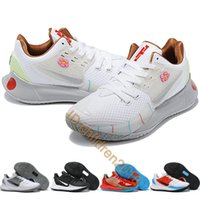 Kyrie 2 Shoes Low Basquete Masculino Sneakers 2019 Designer Kyrie Irving 2s Sandy Bochechas Azul herói Siriguejo Black White Trainers Tamanho 40-46