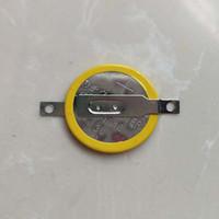 1000pcs / lot 솔더링 용접 핀 CR1616 PCB 용 리튬 코인 배터리 CR1616-1F2 100 % 신선한