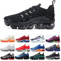 New Arrivals chaussure TN Plus running Shoes 2018 tn Men Out...
