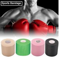 7 см*27.5 м спортивные предварительно оберните пена повязку Underwrap поддержка эластичный клей мышечные бинты спортивной подготовки ленты