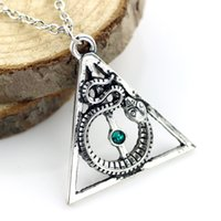 Harri Potter Metal Necklace Pendants Ornament Hogwarts Gryff...