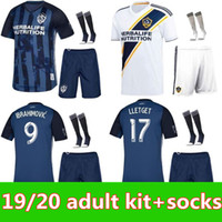 19 20 MLS LA Galaxy men kit Soccer Jerseys uniform 2019 2020...